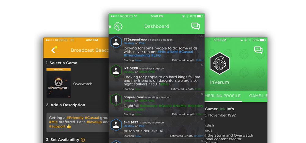Free Call Of Duty LFG App For iOS And Android