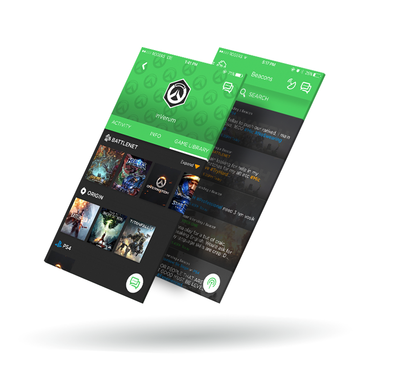 GamerLink App